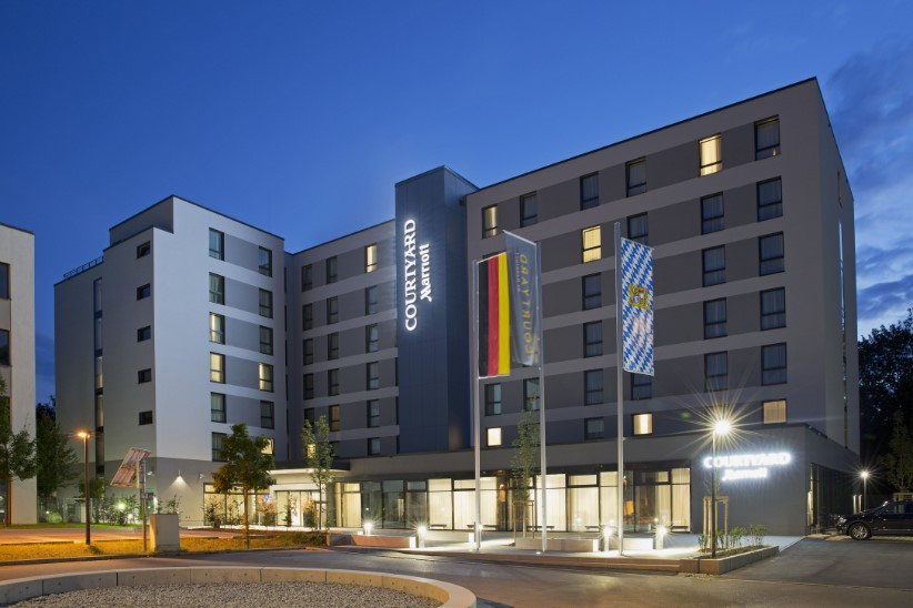 COURTYARD BY MARRIOTT OBERPFAFFENHOFEN