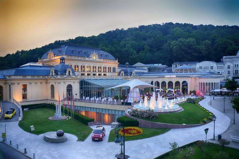 Casino Baden Kommende Veranstaltungen