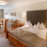 Suite mit 2 getrennte Schlafzimmer