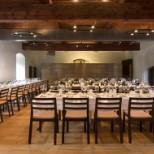 Burg Hasegg Beheimsaal Feier