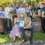 Küchen- und Service Team im Bio Restaurant Retter