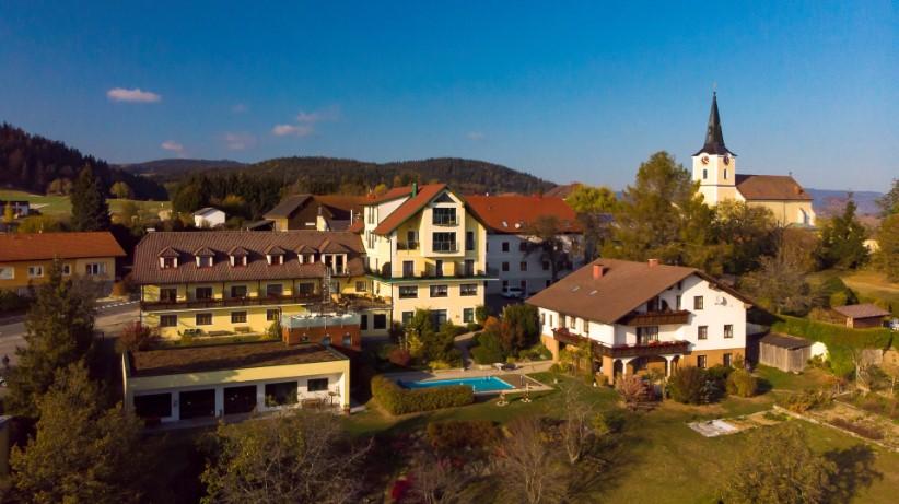 Hotel des Glücks - Landhotel Fischl****
