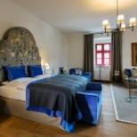 Hotel Schloß Gabelhofeln Zimmer