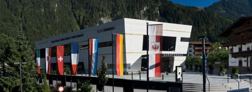 Europahaus Mayrhofen   Congress Zillertal